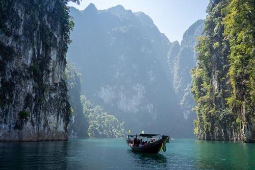 Beste plaatsen om te bezoeken in Thailand