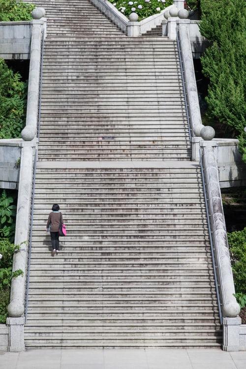 4 soorten betonnen trappen