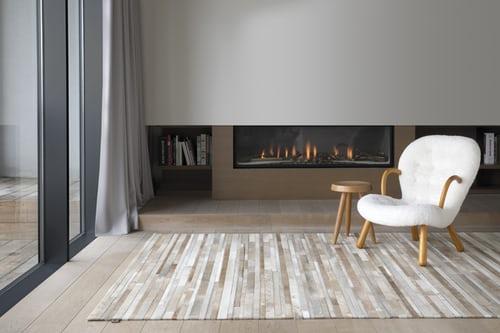 De voordelen van tapijt boven hardhout